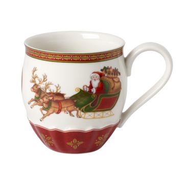 Villeroy & Boch - Annual Christmas Edition - kubek - pojemność: 0,53 l