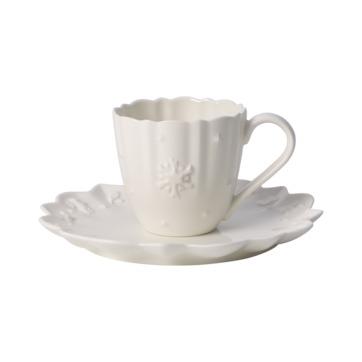 Villeroy & Boch - Toy's Delight Royal Classic - filiżanka do kawy lub herbaty ze spodkiem - pojemność: 0,25 l