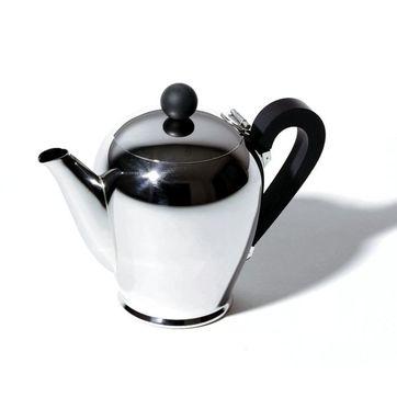 Officina Alessi - Bombé - dzbanek do kawy - pojemność: 1,0 l