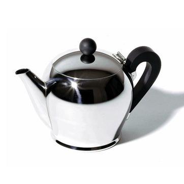 Officina Alessi - Bombé - dzbanek do herbaty - pojemność: 1,22 l