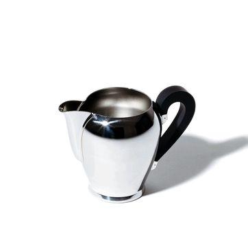Officina Alessi - Bombé - mlecznik - pojemność: 0,65 l