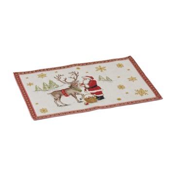 Villeroy & Boch - Christmas Toys 2018 - podkładka gobelinowa - wymiary: 32 x 48 cm