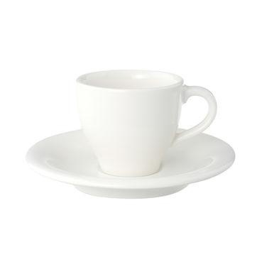 Villeroy & Boch - Home Elements - filiżanka do espresso ze spodkiem - pojemność: 0,08 l