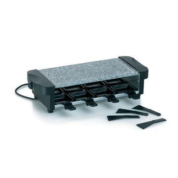 Kela - Ceneri - raclette - grill stołowy - dla 8 osób