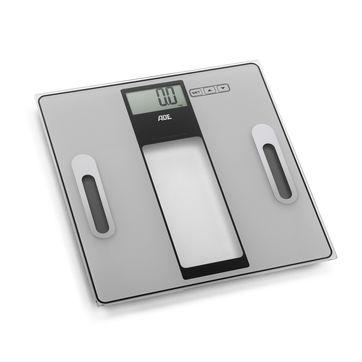 ADE - Tabea - waga łazienkowa z analizą masy ciała - wymiary: 30 x 30 cm
