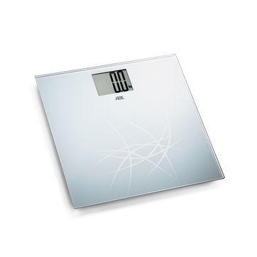 ADE - Lotta - elektroniczna waga łazienkowa - wymiary: 30 x 30 cm