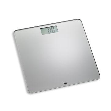 ADE - Leevke - elektroniczna waga łazienkowa - wymiary: 30 x 30 cm
