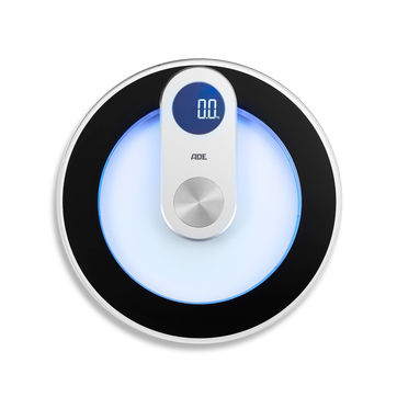 ADE - Iris - elektroniczna waga łazienkowa - średnica: 33 cm
