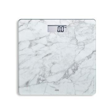 ADE - Aurora - elektroniczna waga łazienkowa - wymiary: 30 x 30 cm