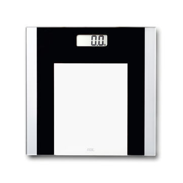 ADE - Ylvie - elektroniczna waga łazienkowa - wymiary: 30 x 30 cm