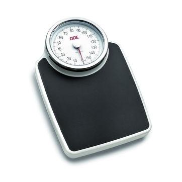 ADE - Clinica - mechaniczna waga łazienkowa - wymiary: 32,5 x 48 cm