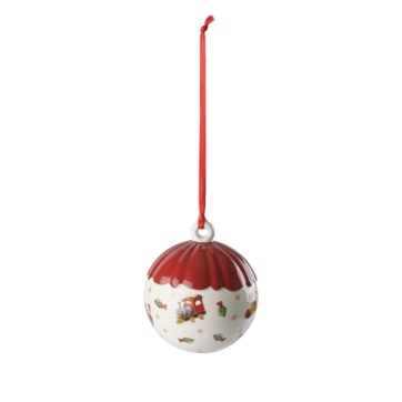 Villeroy & Boch - Toy's Delight Decoration - bombka - średnica: 6,5 cm