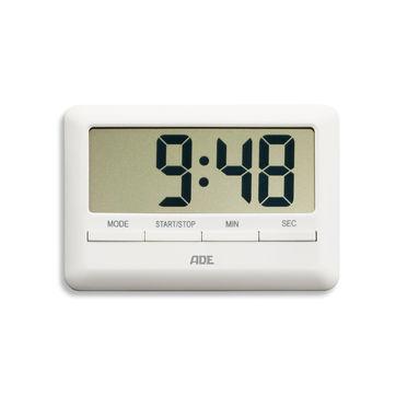 ADE - minutnik cyfrowy z magnesem - wymiary: 10 x 7 cm