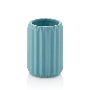 Kela - Origami - kubek na szczoteczki do zębów - średnica: 7,5 cm