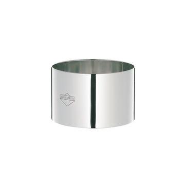 Küchenprofi - pierścień do deserów i przystawek - średnica: 8 cm