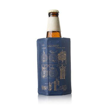 Vacu Vin - Craft - cooler do piwa - na butelki o pojemności 0,5 l