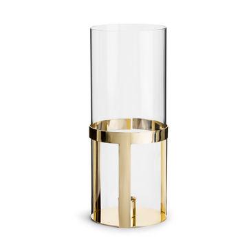 Sagaform - Winter - świecznik lub lampion - wysokość: 25 cm