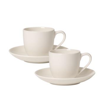 Villeroy & Boch - For Me - zestaw do espresso - dla 2 osób