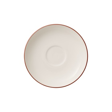 Villeroy & Boch - Anmut Rosewood - spodek do filiżanki do herbaty - średnica: 15 cm