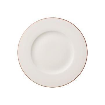 Villeroy & Boch - Anmut Rosewood - talerz sałatkowy - średnica: 22 cm