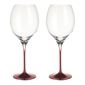 Villeroy & Boch - Allegorie Premium Rosewood - 2 kieliszki Bordeaux Grand Cru - pojemność: 1,02 l