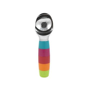 MSC - Rainbow - łyżka do lodów - długość: 17,5 cm