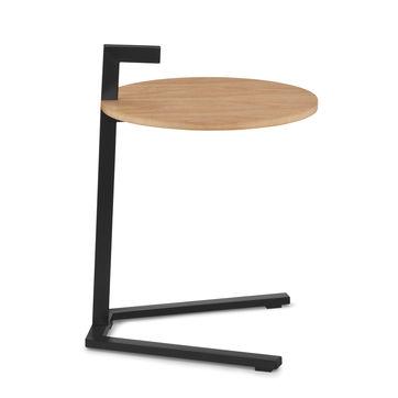Kela - Oak - stolik - wysokość: 55 cm