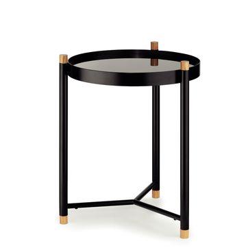 Kela - Oak - stolik - wysokość: 52,5 cm