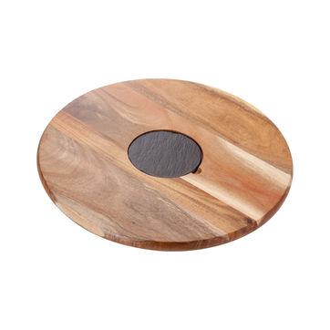 Judge - Slate - obrotowa deska do serwowania - średnica: 35 cm