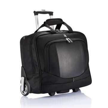 """XD Design - Swiss Peak - podróżna torba na laptopa - przekątna ekranu: do 15,4"""""""