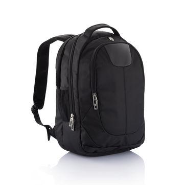 """XD Design - Swiss Peak - plecak z osłoną przeciwdeszczową - na laptopa 15,6"""""""