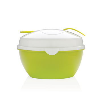 XD Design - Salad2go - pojemnik na sałatkę - średnica: 19 cm