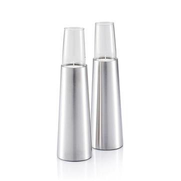 XD Design - Luma - 2 świeczniki - na wysoką świecę lub tealight