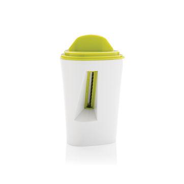 XD Design - spiralizer do warzyw - wysokość: 14,5 cm