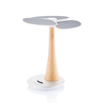 XD Design - Ginkgo - ładowarka solarna - pojemność: 4 000 mAh