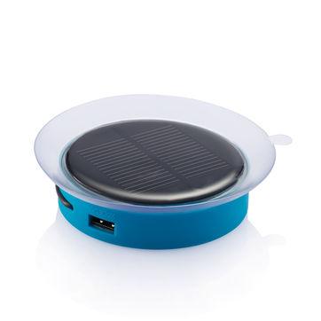 XD Design - Port - ładowarka solarna - pojemność: 1 000 mAh