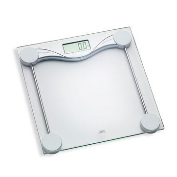 ADE - Olivia - elektroniczna waga łazienkowa - wymiary: 28 x 28 cm