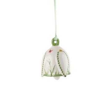 Villeroy & Boch - New Flower Bells - zawieszka dzwonek - przebiśnieg - wysokość: 7 cm