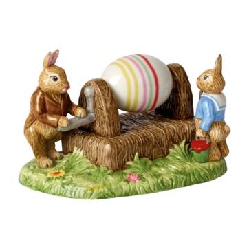 Villeroy & Boch - Bunny Tales - figurka - malowanie jajek - wymiary: 16,5 x 11 x 16,5 cm