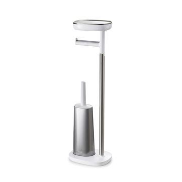 Joseph Joseph - EasyStore Plus - stojak na papier toaletowy ze szczotką do WC - wysokość: 76 cm