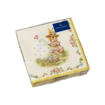 Villeroy & Boch - Easter Accessories - serwetki - wymiary: 25 x 25 cm
