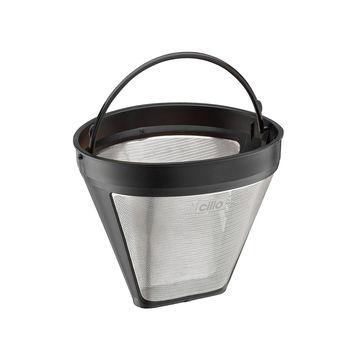 Cilio - filtr do kawy na 4 filiżanki - średnica: 12,5 cm