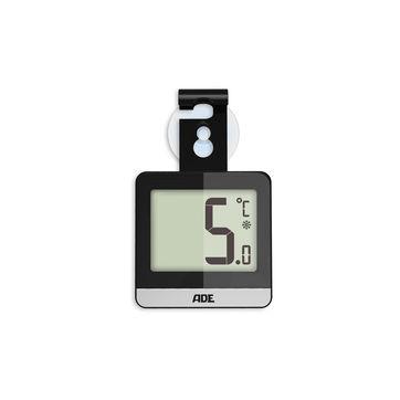 ADE - termometr do lodówki - wymiary: 6 x 10 x 1,5 cm