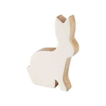 Villeroy & Boch - Bunny Tales - figurka - stojący zajączek - wymiary: 9 x 2,5 x 15 cm