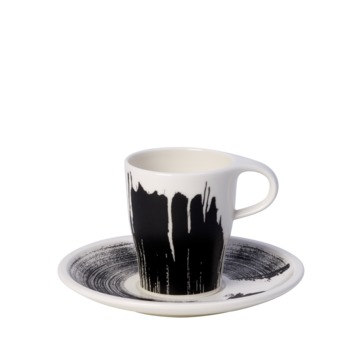 Villeroy & Boch - Coffee Passion Awake - zestaw do doppio espresso - pojemność: 0,18 l
