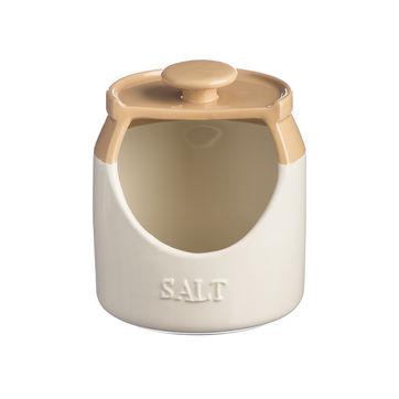 Mason Cash - Original Cane - pojemnik na sól - średnica: 12 cm