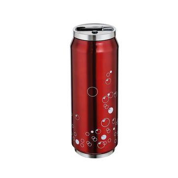 Cilio - Lattina - kubki termiczne z rurką - pojemność: 0,5 l