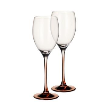 Villeroy & Boch - Manufacture Glass - 2 kieliszki do białego wina - pojemność: 0,365 l