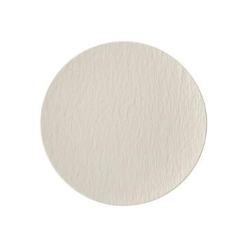 Villeroy & Boch - Manufacture Rock blanc - talerz Coupe - średnica: 25 cm
