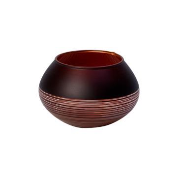 Villeroy & Boch - Manufacture Swirl - lampion na tealight - wysokość: 7 cm